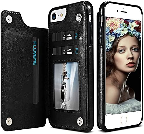 Leather Auker Shockproof Protective Magnetic