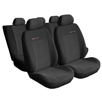 Sitzbezüge Sitzbezug Schonbezüge für Honda Civic Vordersitze Elegance P1
