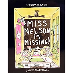 HOUGHTON MIFFLIN MISS NELSON IS MISSING BOOK (Set of 12)