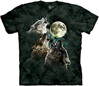 wolf because i said so t-shirt kid youth adult awesome school boy girl US sz