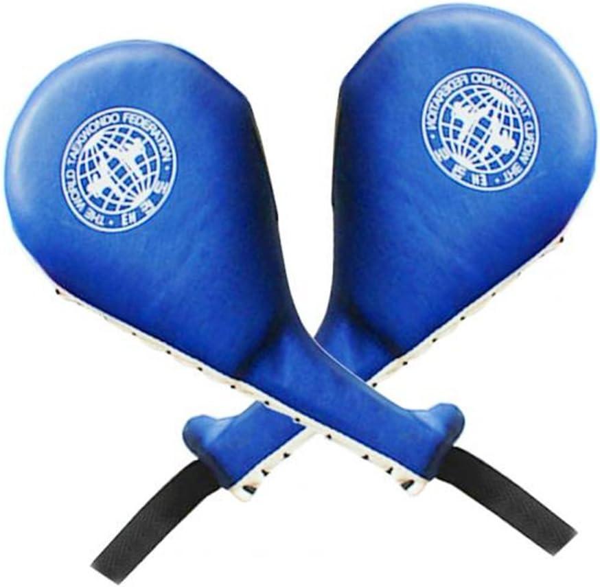Durable Tae Kwon Karate Kickboxing Kicking Pad Practice Kick Target Training Yosoo A Pair of Taekwondo Kick Target Pad