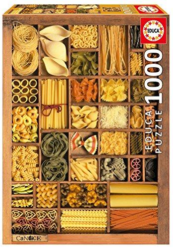 Educa Puzzle Glue - Educa Kids Pasta Puzzle (1000-Piece)