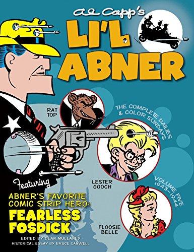 lil abner comics - 7