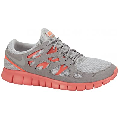nike free run 2 555174 002 43 9 5 gris amazon co uk shoes bags rh amazon co uk