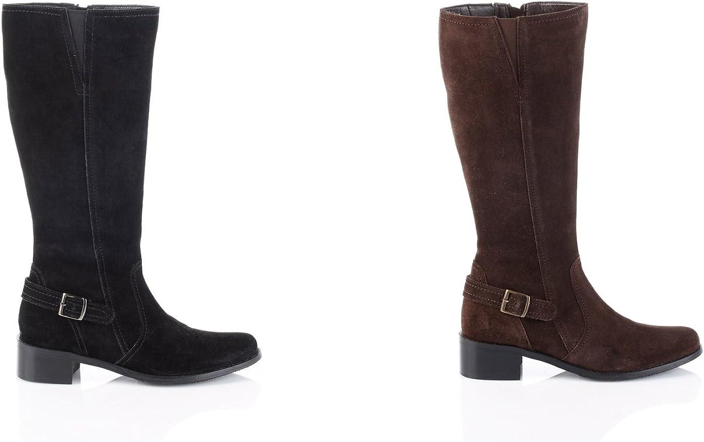 18 inch calf boots uk