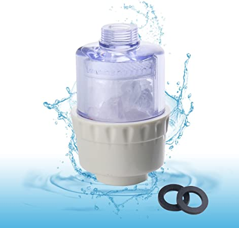 leefe Filtro de agua, óxido purificador de agua para lavadora ...