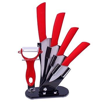 Keramikmesser Set 5sets Mit Einem Messer Spezielle Schutzhulse