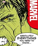 img - for Marvel Absolutely Everything You Need to Know book / textbook / text book