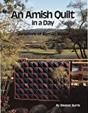 amish quilting books - An Amish Quilt in a Day - Variations of Roman Stripe