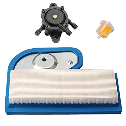 Harbot 11013-7002 Air Filter with 49040-7001 Fuel Pump Fuel Filter on