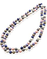 "72"" Flapper Pearls Necklace"