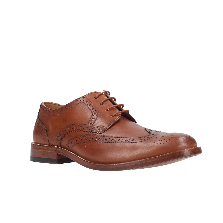 Schuhe CLAKRS 26131215 TAN James Wing TAN 26131215 e35761