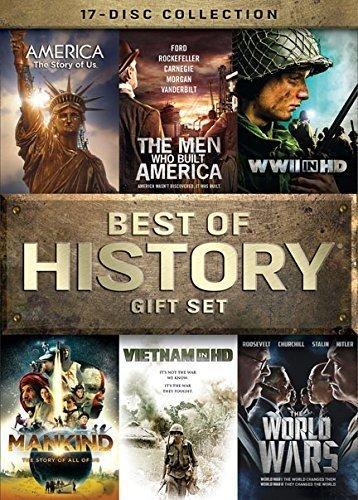 (Best Of History Gift Set [DVD] )