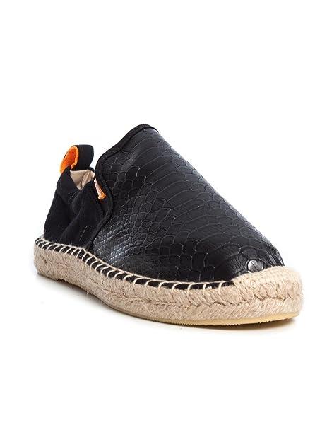 Alpargatas Superdry Ashlee Negras 40 Negro: Amazon.es: Zapatos y complementos