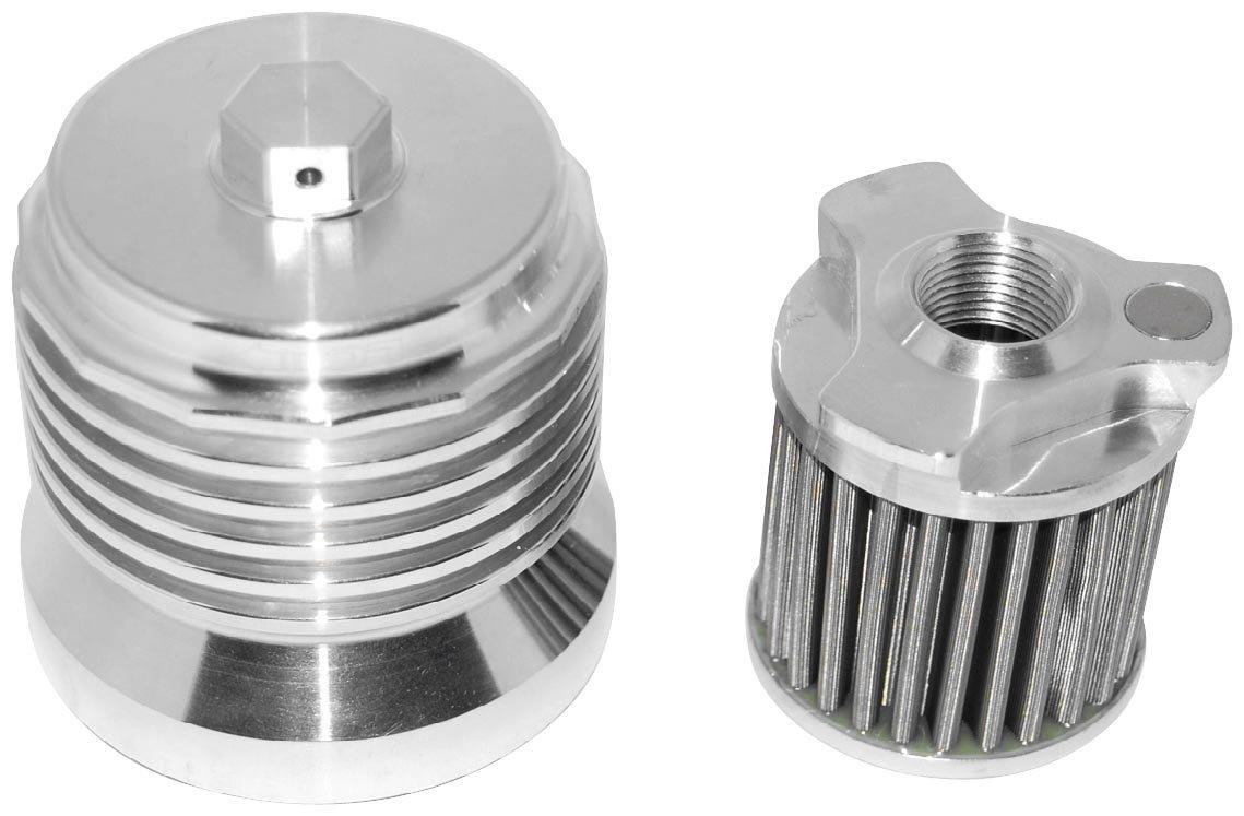 Pcracing pcs2 flo reusable spin-on oil filter (PCS2)