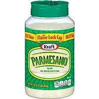 Kraft Queso Parmesano Rallado, 453 g