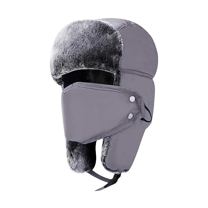 Amazon.com  Your Choice Winter Hats for Men Women cb059b9673d