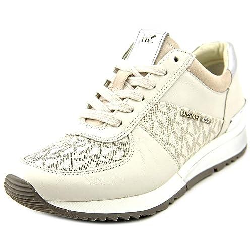 d3642f64 MICHAEL by Michael Kors Allie Zapatillas Mujer 40 EU Vanilla: Amazon.es:  Zapatos y complementos