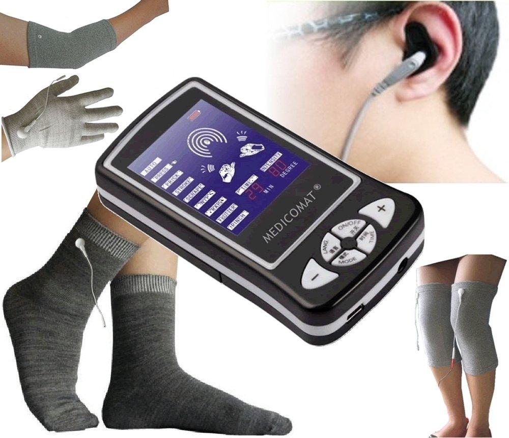 Pain Management Medicomat-6B Techniques Neuropathy Chronic Pain Diabetes Arthritis Joint Foot Ankle Leg Hand Wrist Pains