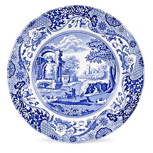 (Spode Blue Italian Camilla 10