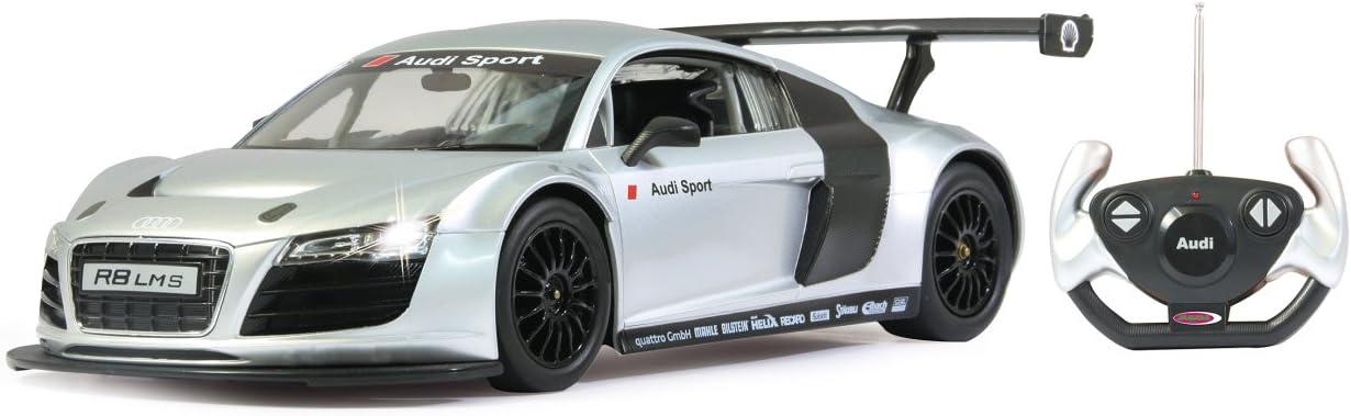 RC Audi R8 LMS 1:14 Jamara 404430 Silber