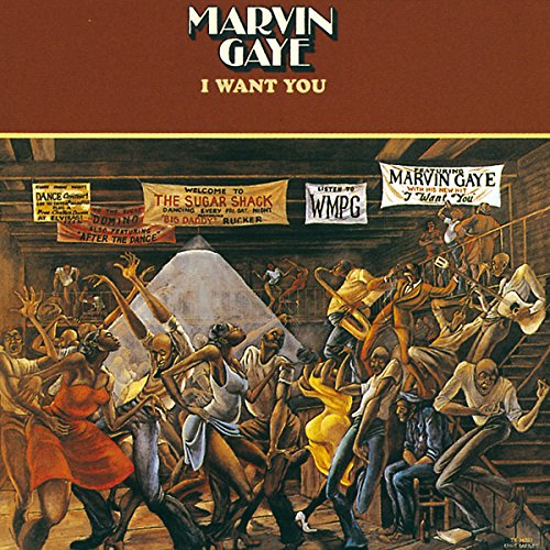 Marvin Gaye - I Want You - Zortam Music