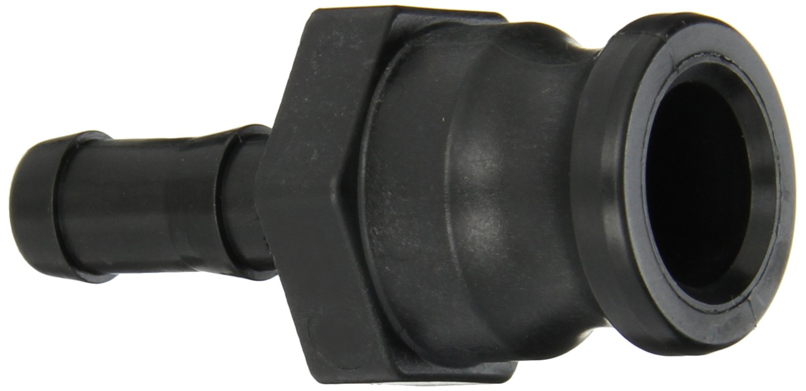 Banjo 75A1//2 Polypropylene Cam /& Groove Fitting 1//2 Male Adapter x NPT Female
