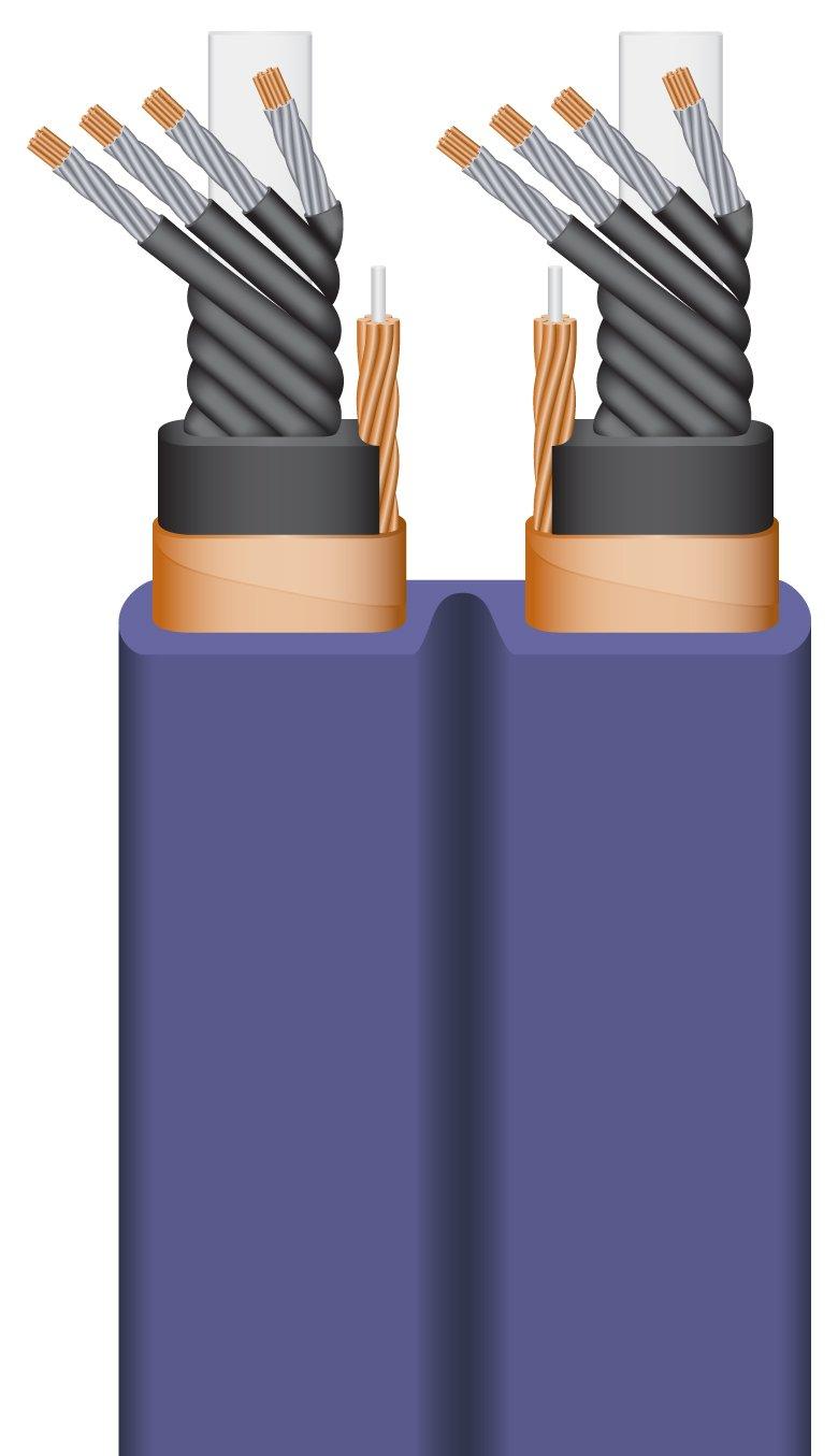 WIREWORLD Aurora 7 Power Conditioning Cord 2.0M