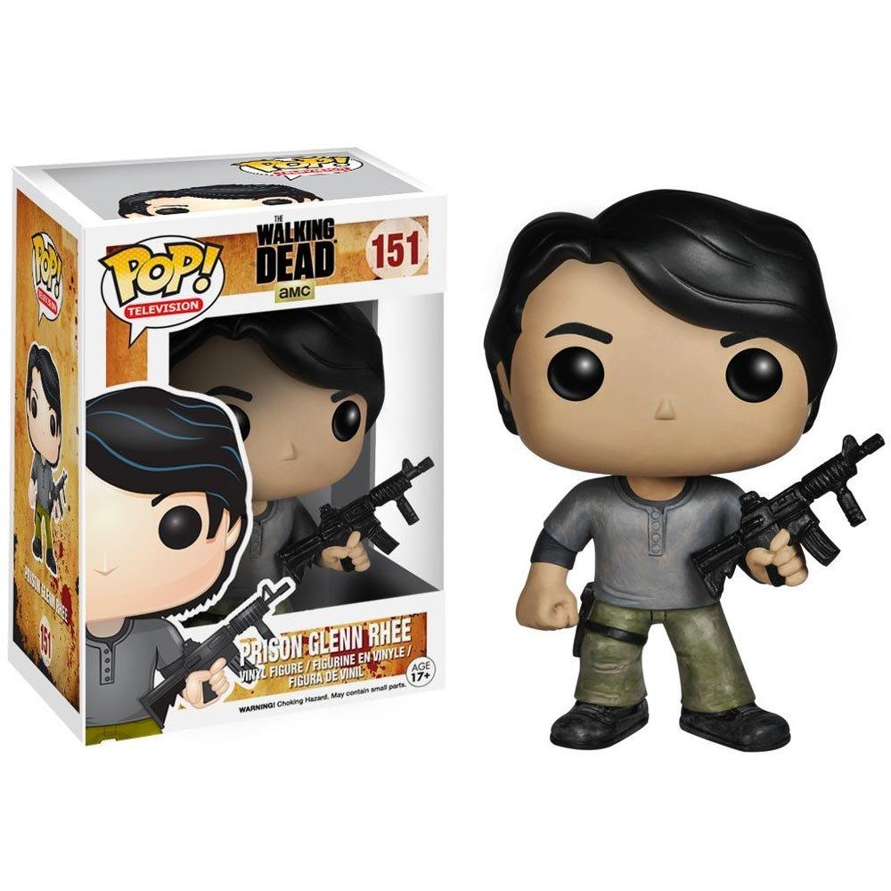 FunKo POP TV: Walking Dead - Prison Glenn Toy Figure