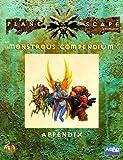 Monstrous Compendium Appendix (Planescape) (Advanced Dungeons & Dragons, 2nd Edition, Accessory/2602)