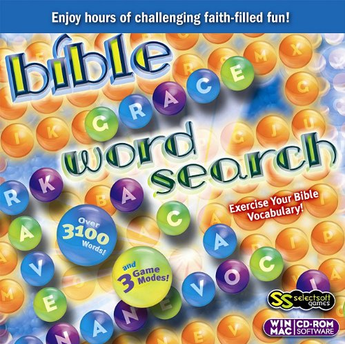 Price comparison product image Gm-Bible Word Search (CD)