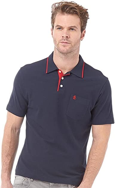 Original Penguin - Polo para Hombre (Talla S, M, L, XL, XXL), Color ...