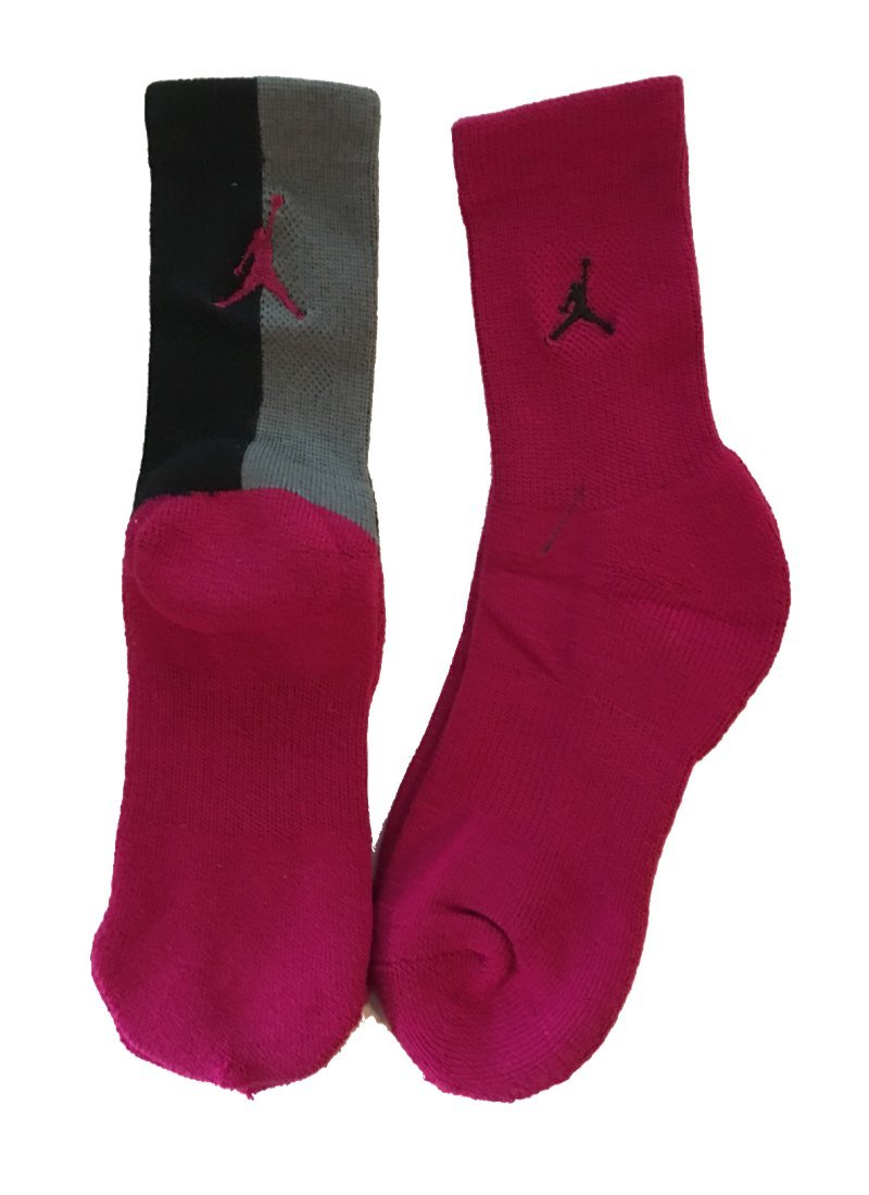 Jordan Split 2-Pack High Crew Socks 5Y-7Y