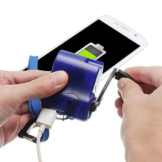 Gugutogo Manual de teléfono de Emergencia de Viaje USB ...
