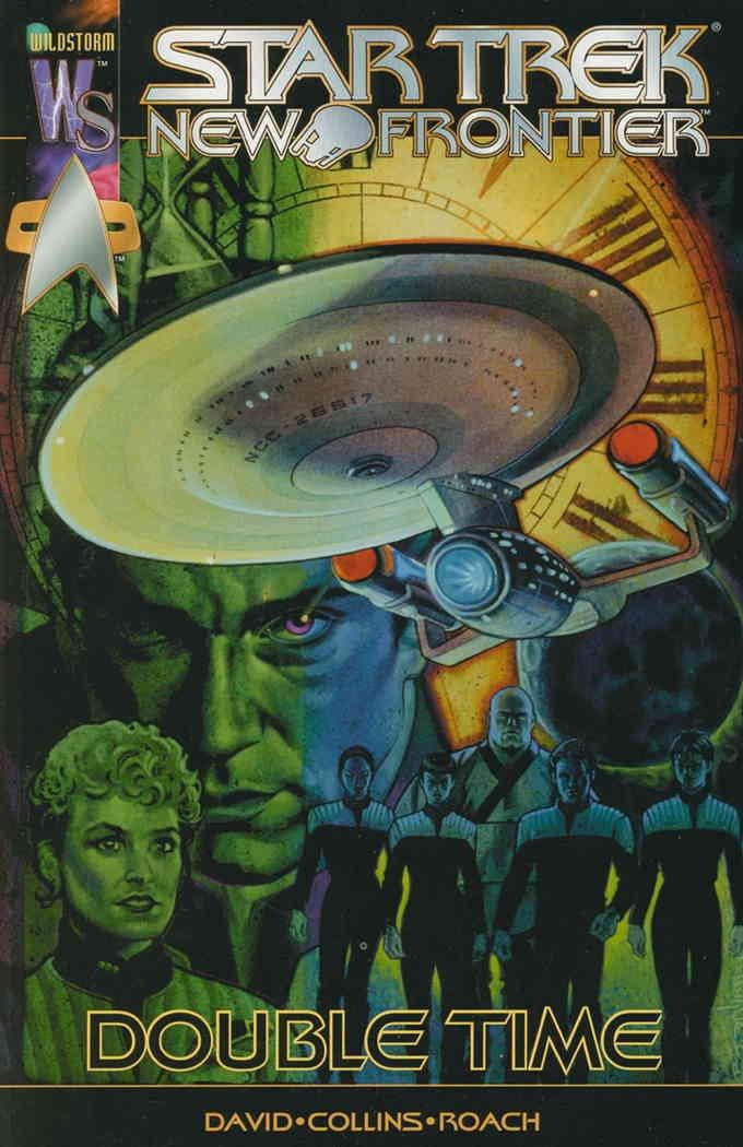 Star Trek: New Frontier—Double Time #1 VF/NM ; WildStorm comic book