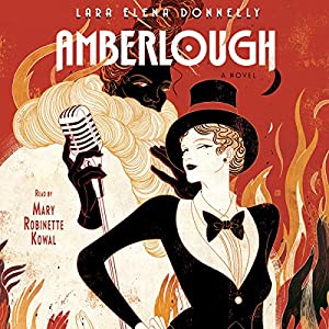 Amberlough Audiobook