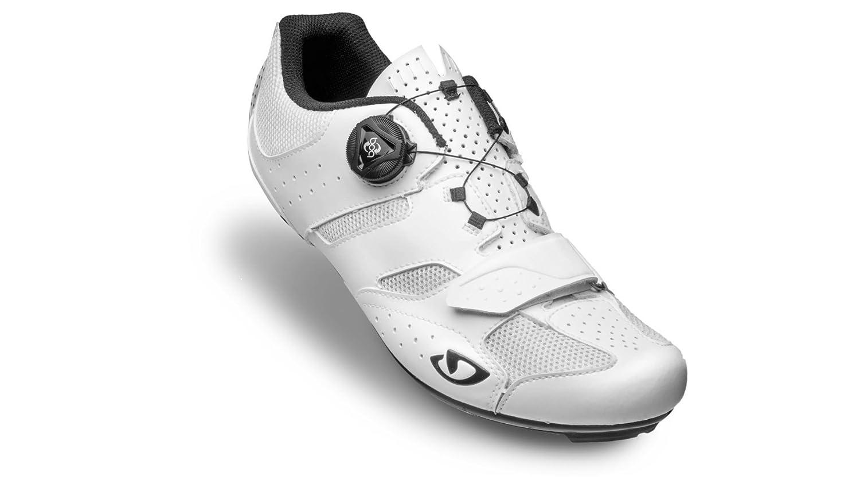 Giro Inciter Tri Triathlon Fahrrad Schuhe weißschwarz 2017