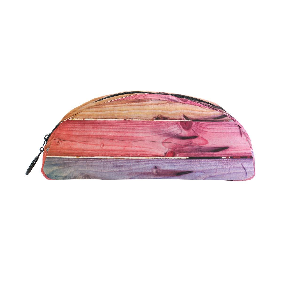TIZORAX - Estuche de madera para lápices, bolígrafos de ...