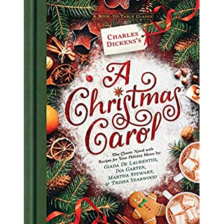 Charles Dickens's A Christmas Carol: A Book-to-Table Classic (Puffin Plated)