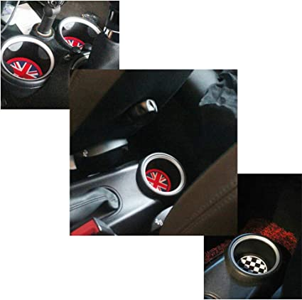 tappetino antiscivolo per auto per Mini Cooper S ONE JCW R50 R52 F54 F55 R55 R56 F60 R60 R61 accessori per interni per il 50/° anniversario Qidian