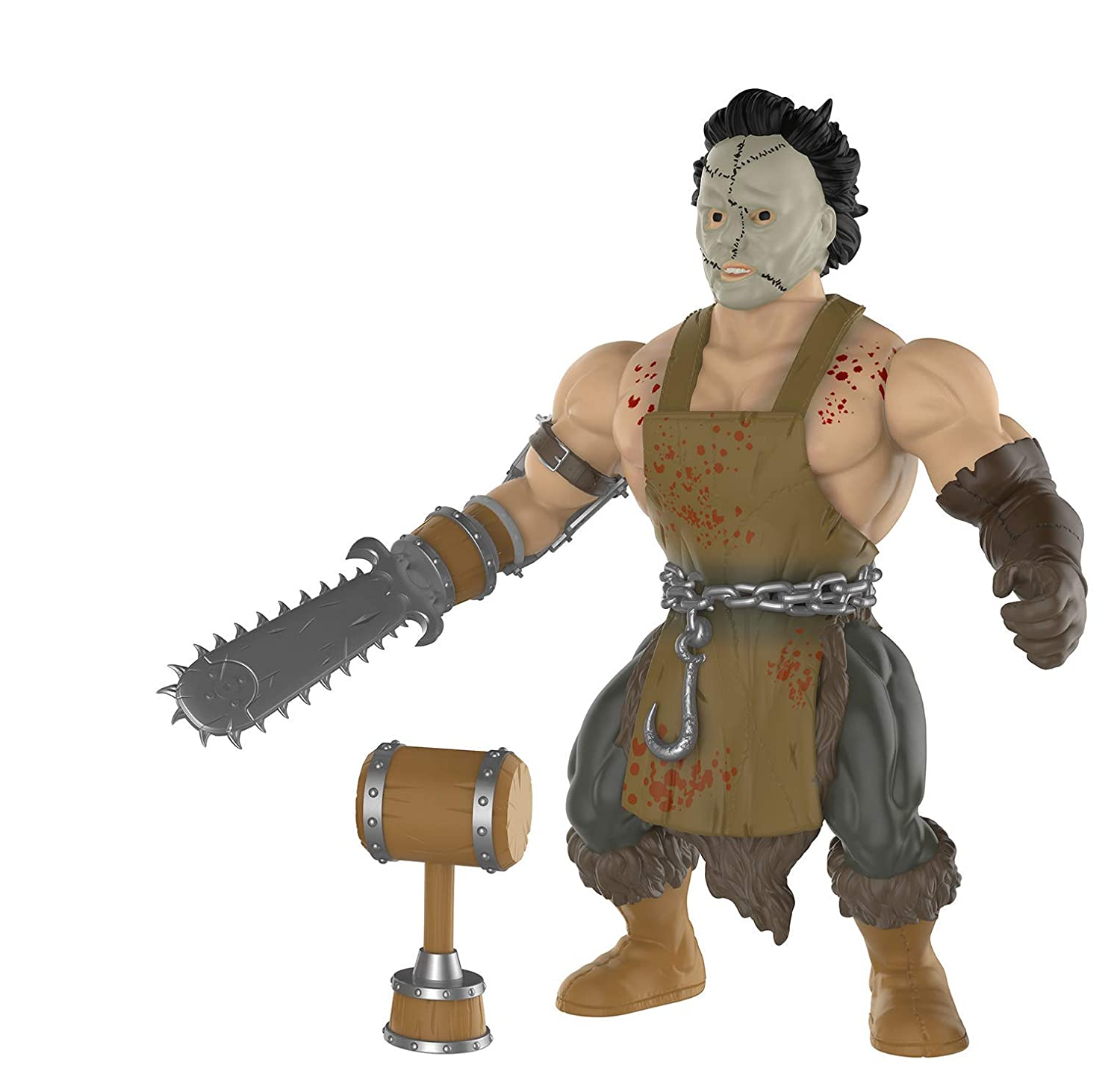 Leatherface Collectible Figure Funko Savage World Multicolor 30506 Texas Chainsaw Massacre