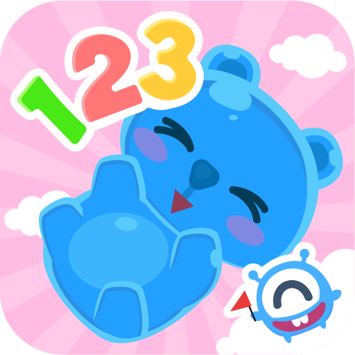 123 Math Genius - Numbers Counting  Kids Learning Game