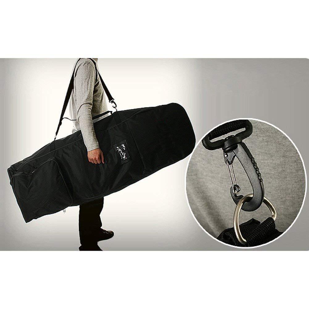 Amazon.com: Zeudas 1680D - Bolsa de viaje de nailon para ...