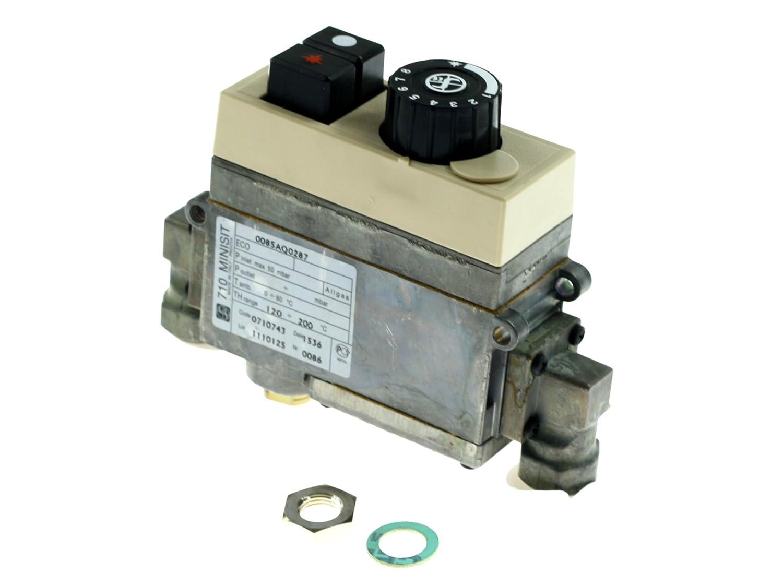 MINISIT 710 0.710.743 termostática válvula de gas 0710743 para freidora 120 - 200 °C: Amazon.es: Industria, empresas y ciencia
