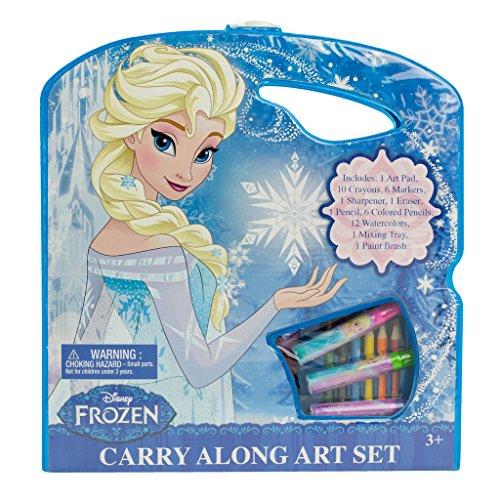 Disney Frozen Carry Along Art Set