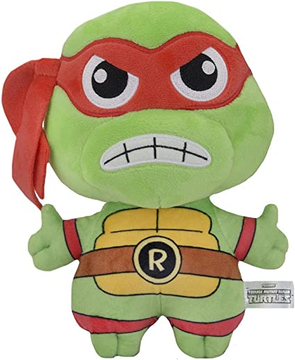 Entertainment Earth Teenage Mutant Ninja Turtles Raphael Phunny Plush