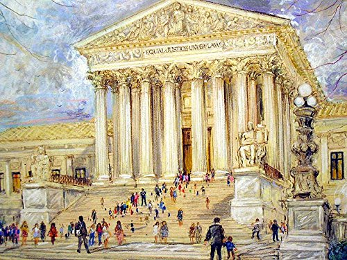 Supreme Court, Washington DC by
