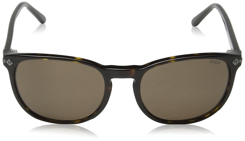Amazon.com: Polo Ralph Lauren Hombre 0ph4107 Ronda anteojos ...