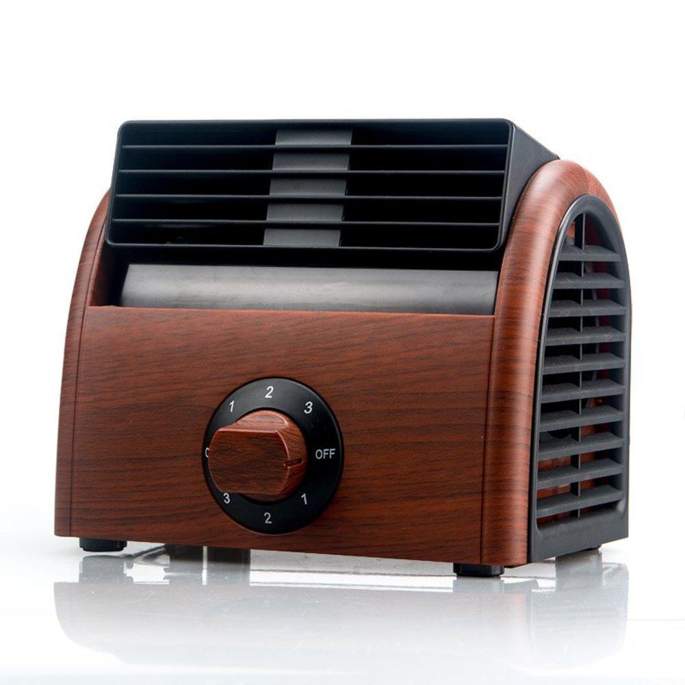 JiaQi Desktop Air Conditioner,Usb Air Cooler,Bladeless Fan Cooling Office Home Air Cooler Portable-A 19x15x15cm(7x6x6inch)