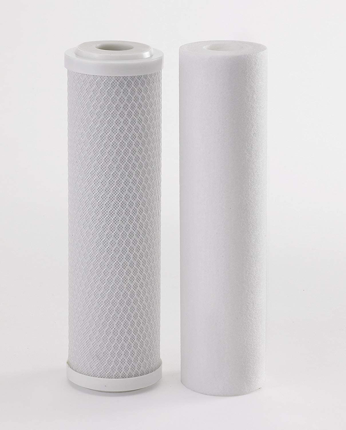compatible filters for Clearsource Premium RV Water Filter System | Pristine Water Sediment and Carbon Filter Kit